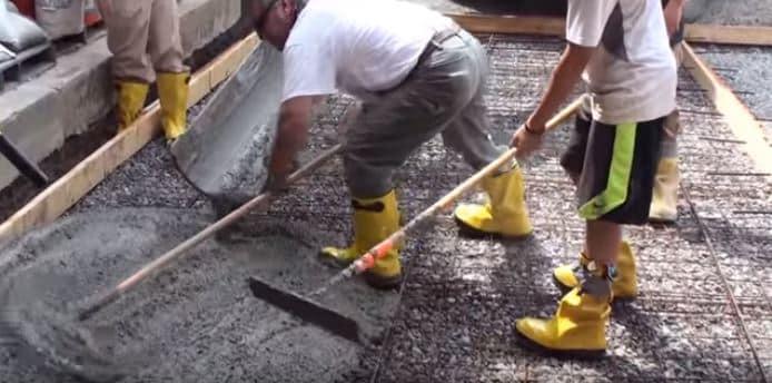Best Concrete Contractors Mount Hope CA Concrete Services - Concrete Foundations Mount Hope