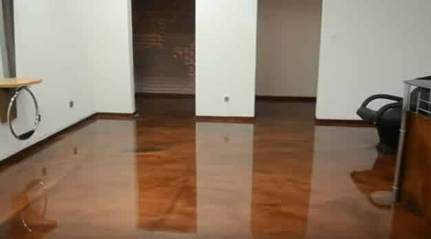 Concrete Services - Epoxy Flooring Encanto